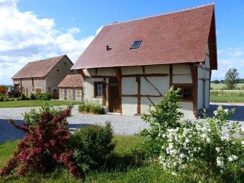 La maison à colombages, alquiler vacacional en Chapeau