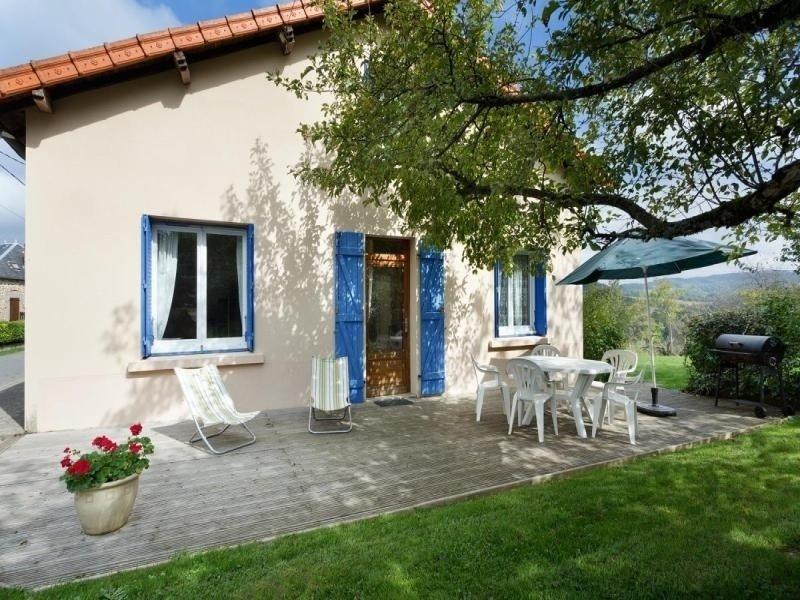 La Maison Bleue, location de vacances à Châtel-Montagne