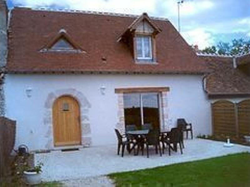 Le Bois Doré, holiday rental in Mont-pres-Chambord