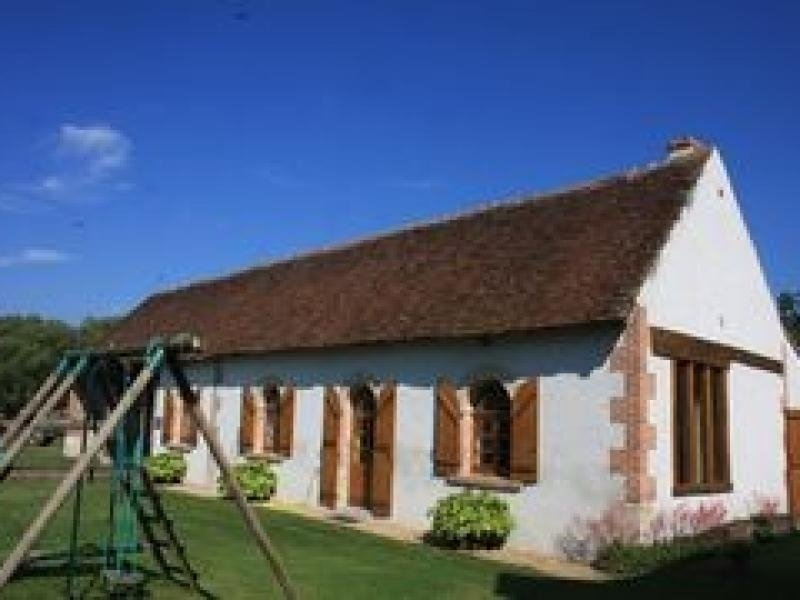 Le Village du Champ, holiday rental in Pruniers-en-Sologne