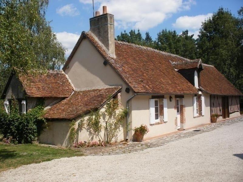 Grand Gîte du Vieux Pressoir, vacation rental in Fontaines-en-Sologne