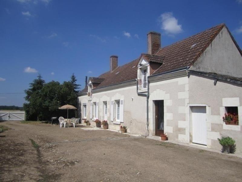 Location Gîte Chaumont-sur-Loire, 4 pièces, 6 personnes, aluguéis de temporada em Veuves