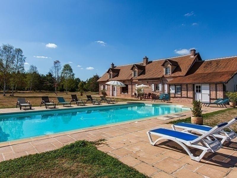 La Bergerie en Sologne, location de vacances à Neuvy-sur-Barangeon
