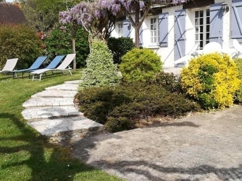 Les Glycines, vacation rental in Saint-Romain-sur-Cher