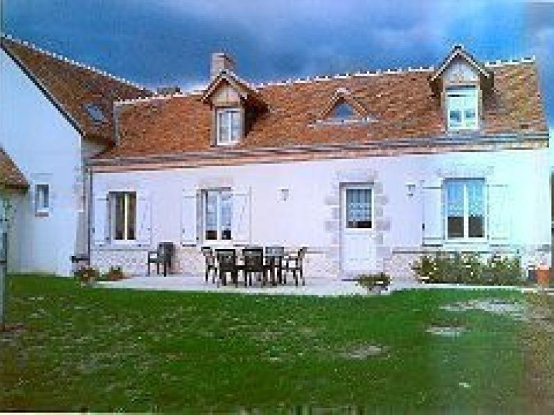 Le Bois Doré, vacation rental in Fontaines-en-Sologne