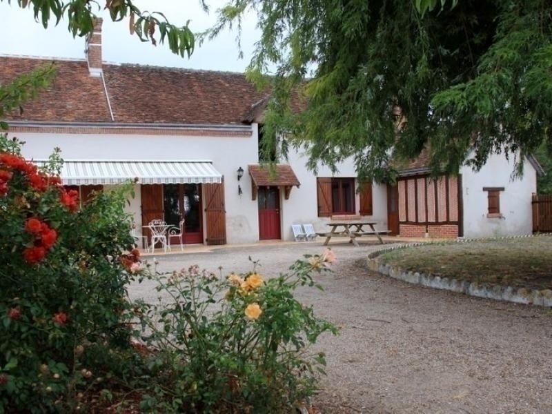la Richardière, location de vacances à Mont-pres-Chambord