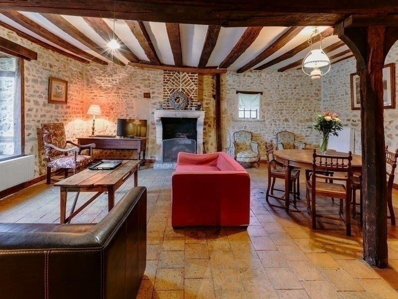 La roche Dampierre, holiday rental in Vendome