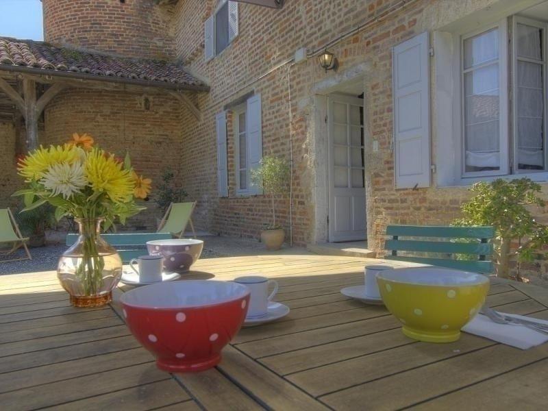 La Maison Forte, location de vacances à Saint-Paul-de-Varax
