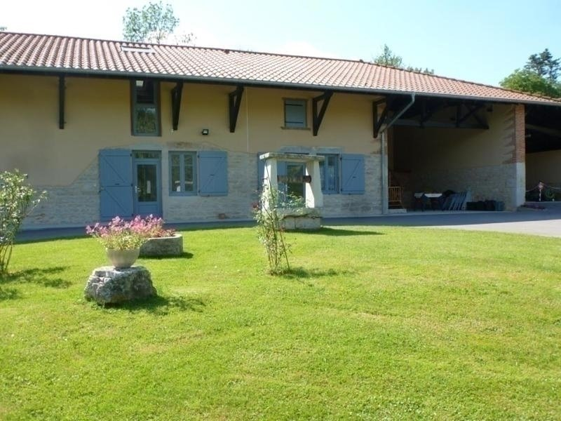 La Ferme de Bocarnoz, holiday rental in Thoirette