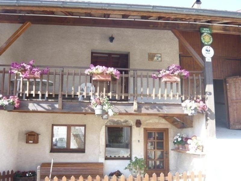 L'hermine, holiday rental in Echallon