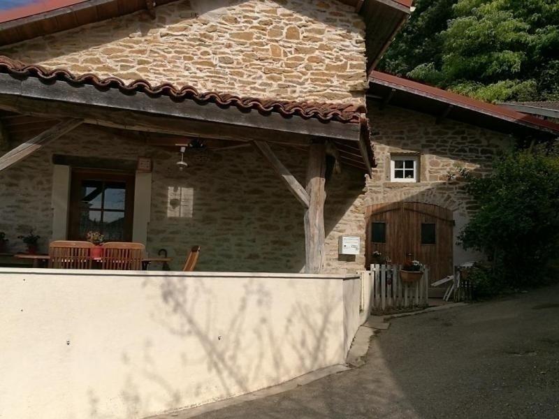 la Roche, holiday rental in Thoirette