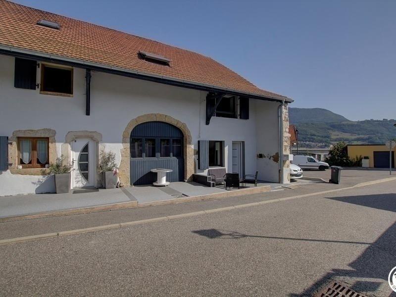 Gîtes de Mussel  La Valserine, holiday rental in Le Poizat