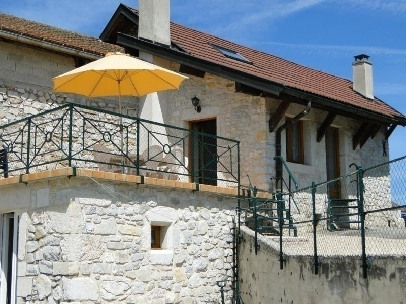 La Masure, vacation rental in Conjux
