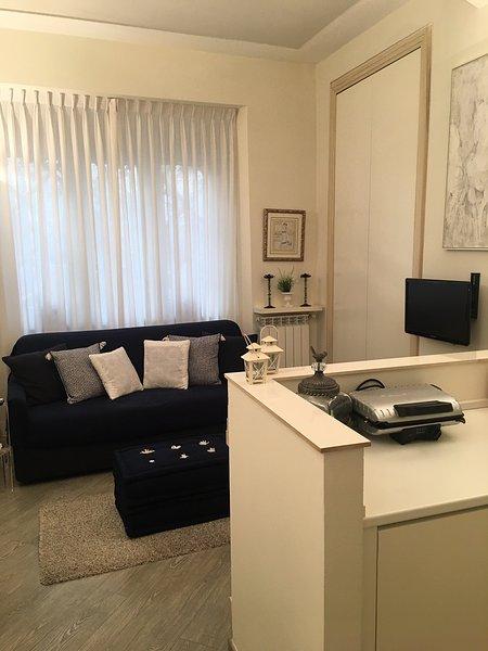 Central Rome  Campo de' Fiori area - wonderful review - free wifi-, vacation rental in Rome