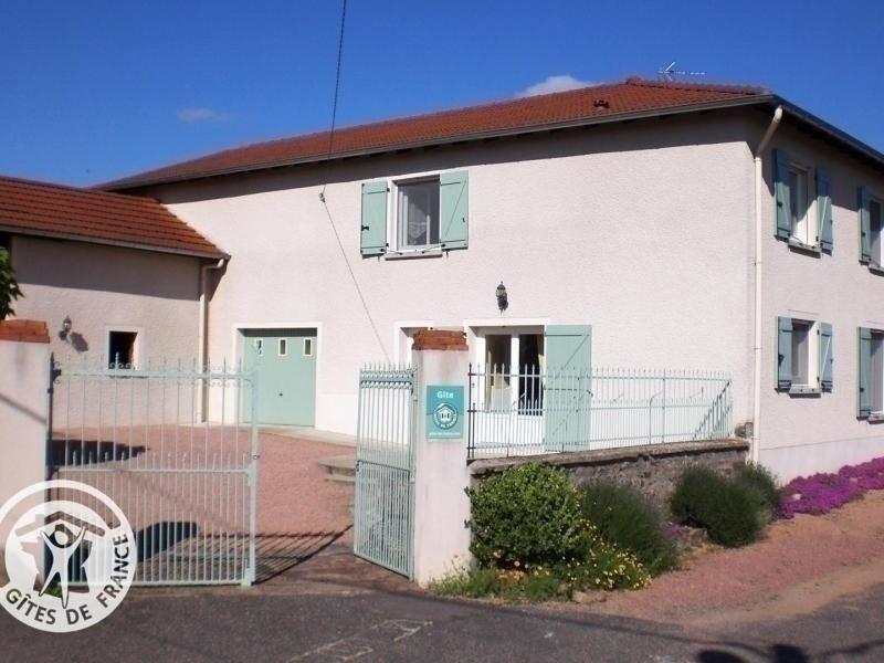 Les Tourterelles, holiday rental in Saint-Jean-Saint-Maurice-sur-Loire