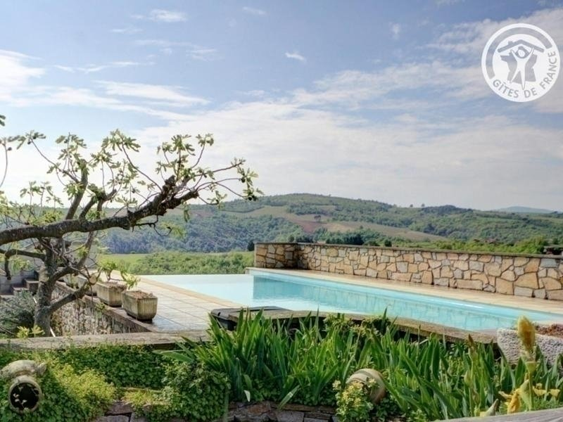 La Favière, holiday rental in Roussillon