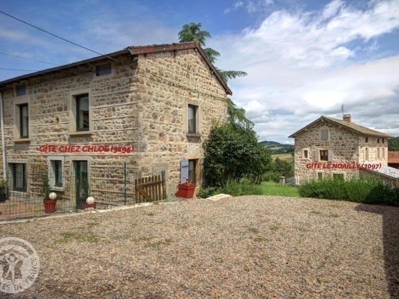 Le Noailly et Chez Chloé, holiday rental in Bois-Sainte-Marie