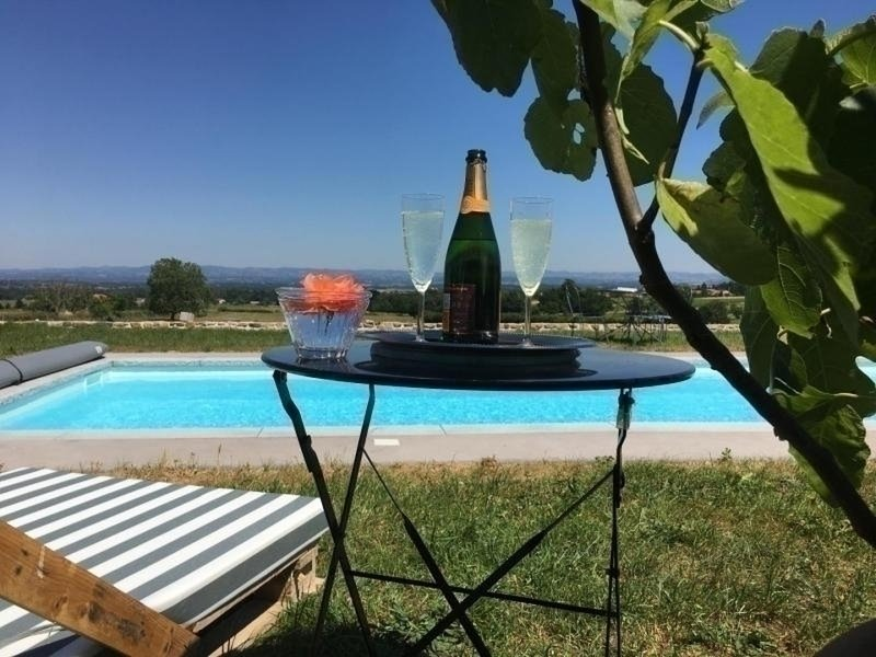 Le Panier de Malème, holiday rental in Saint Bonnet des Quarts