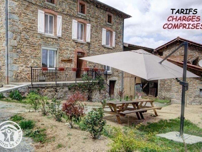 Ambroisine et Sébastien, holiday rental in Boen-sur-Lignon