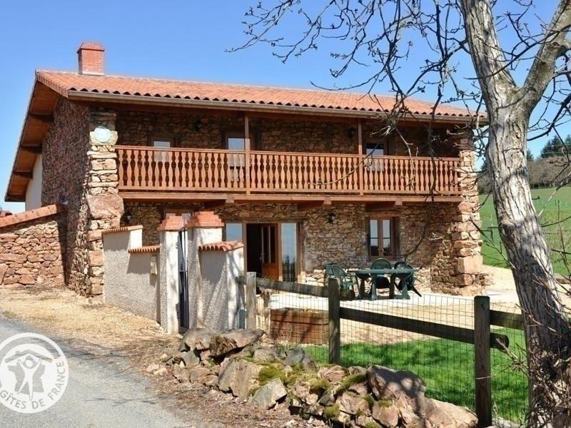 Les 4 Saisons, holiday rental in Saint-Jean-Saint-Maurice-sur-Loire