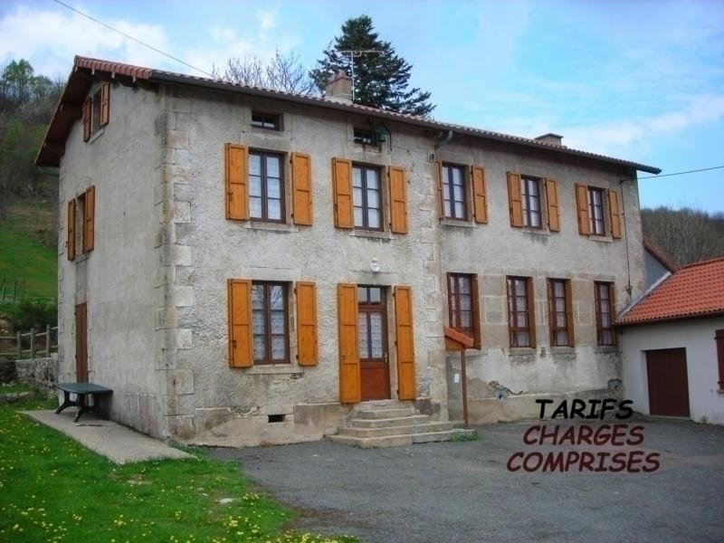 Les Narcisses, vacation rental in Olliergues