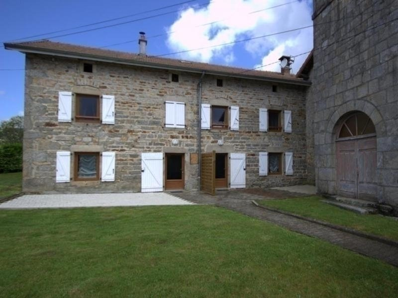 L'Arnica, vacation rental in Olliergues