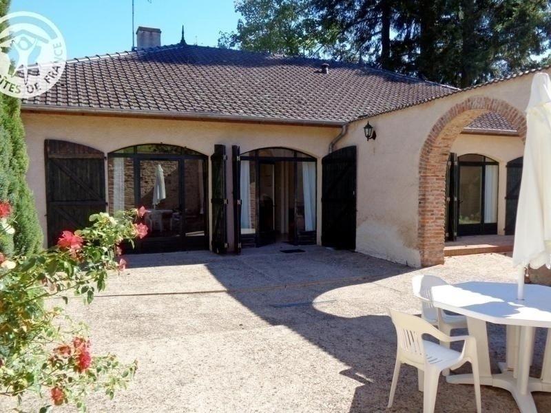 La Maison du Vigneron, holiday rental in Saint Bonnet des Quarts