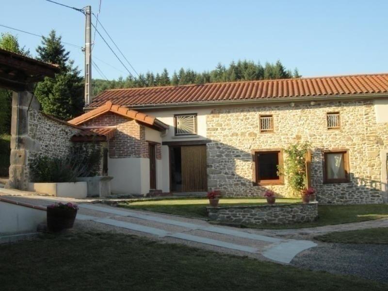 Le Grand Logis, alquiler vacacional en Villars