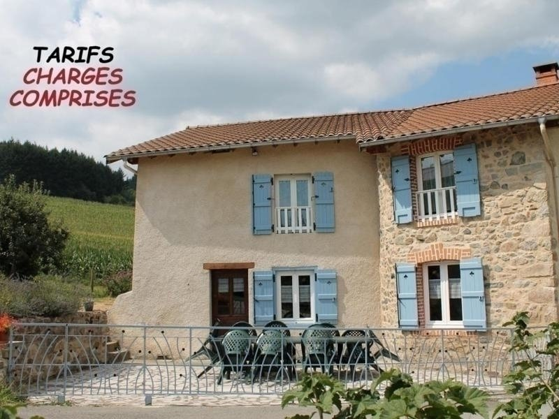 Les Amis, vacation rental in Lavoine