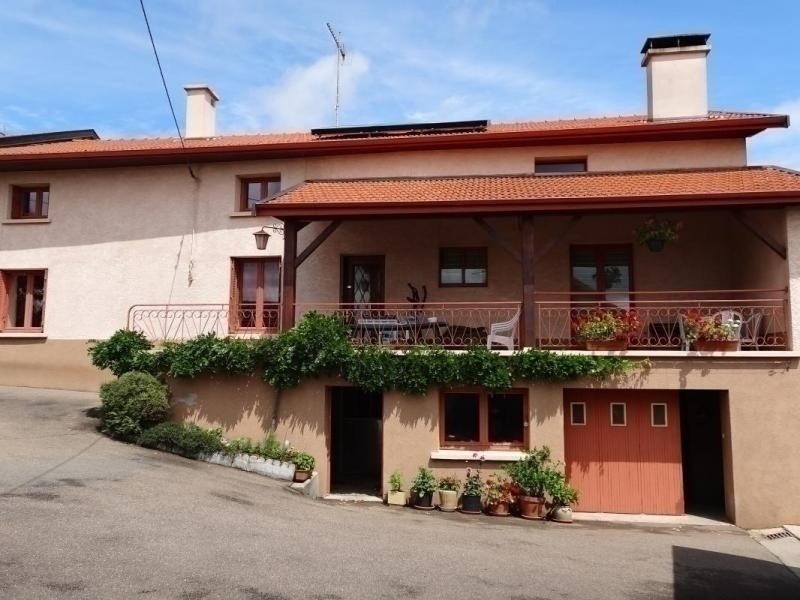 Chez Colas, holiday rental in Bourg-de-Thizy
