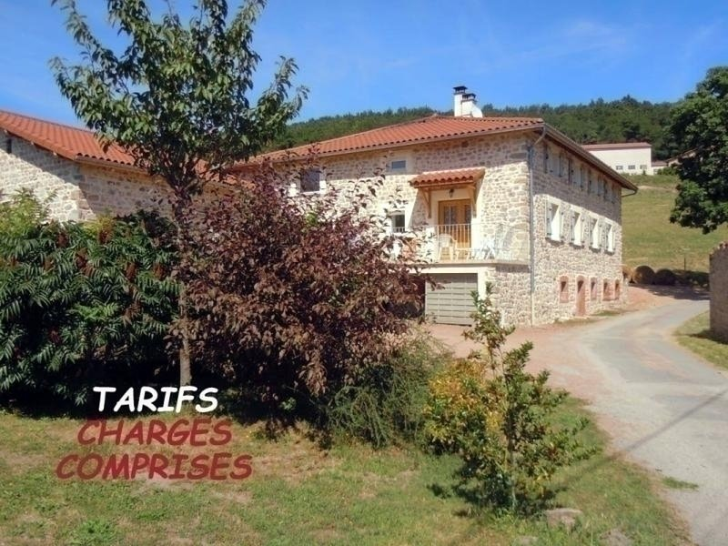 La Clé des Champs, holiday rental in Bourg-de-Thizy