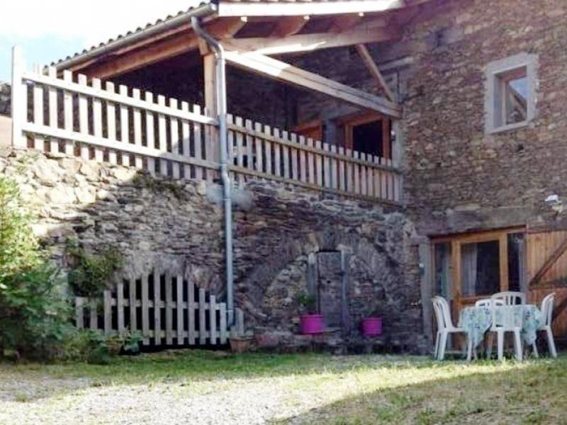 Location Gîte La Terrasse-sur-Dorlay, 6 pièces, 13 personnes, holiday rental in Roisey