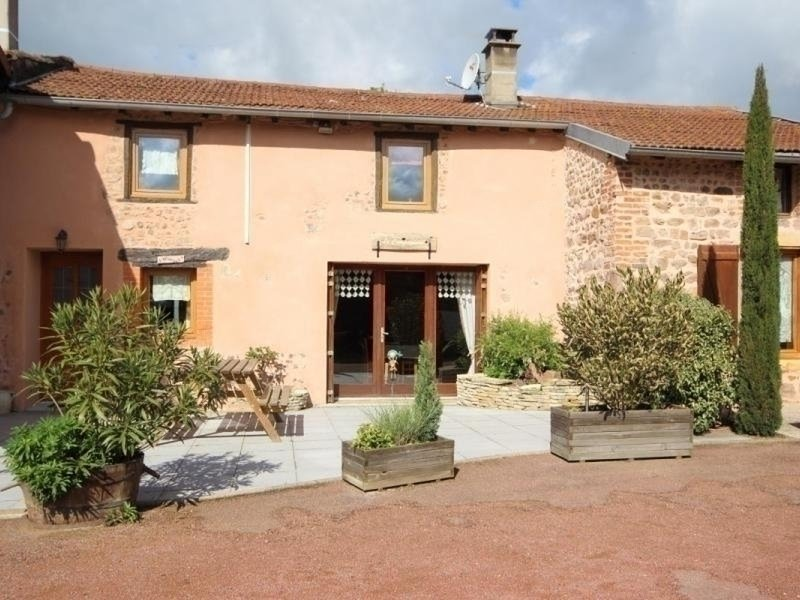 Le Campagnard, holiday rental in Bourg-de-Thizy