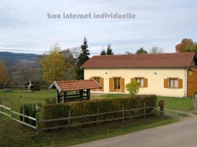 Pa Lou Plans, holiday rental in Saint-Alban-les-Eaux