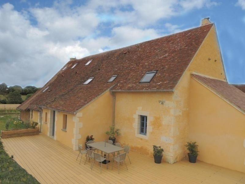 Le Poirier, location de vacances à Beaumont-les-Autels