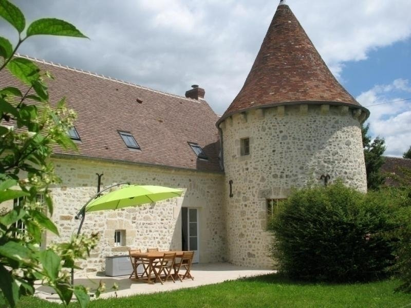 Courpotin- Gite de la Tourelle, holiday rental in La Perriere