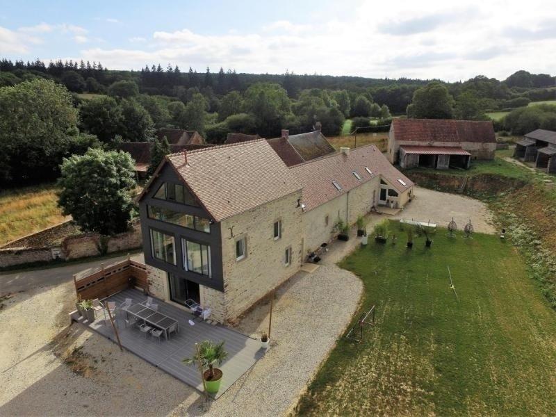 La Monnerie - vue sur l'étang, vacation rental in Fontenai-sur-Orne