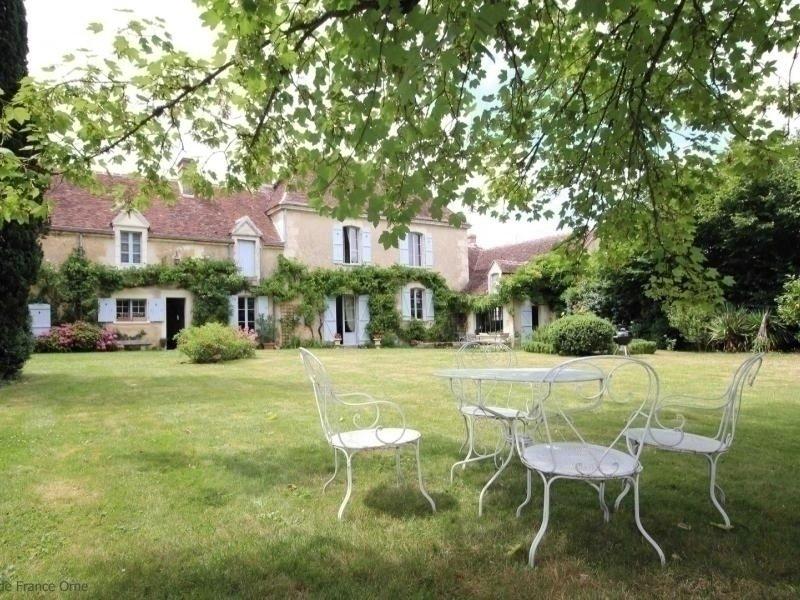 Le Clos Saint Paterne, holiday rental in Saint-Germain-des-Grois