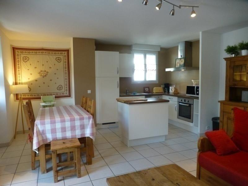 APPARTEMENT T3 AVEC BELLES PRESTATIONS, holiday rental in Brides-les-Bains