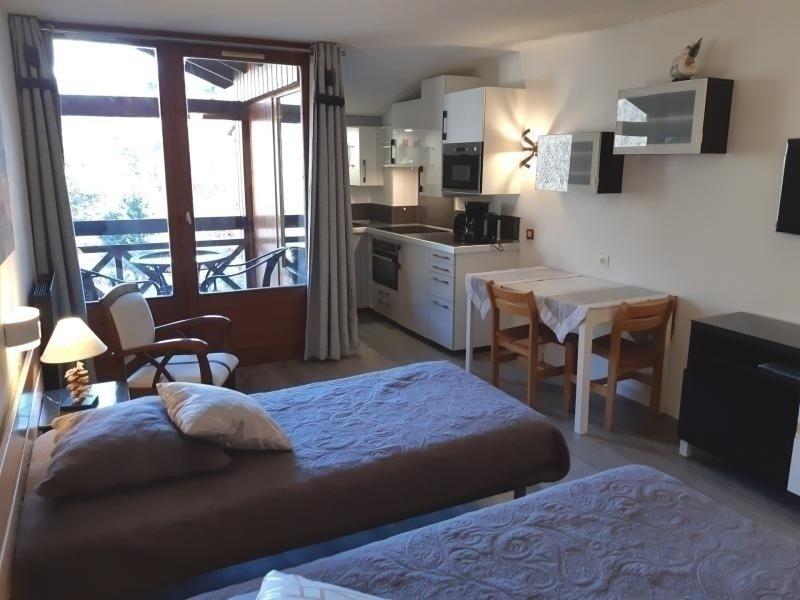 STUDIO AVEC VUE MAGNIFIQUE SUR LA VANOISE, holiday rental in Salins-Fontaine