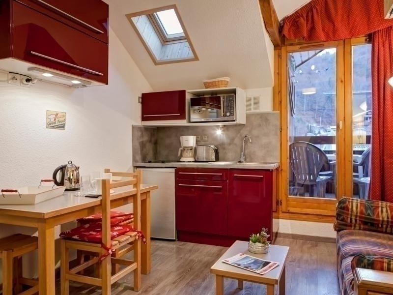 2 PIECES CONFORTABLE DANS LE CENTRE, holiday rental in Brides-les-Bains