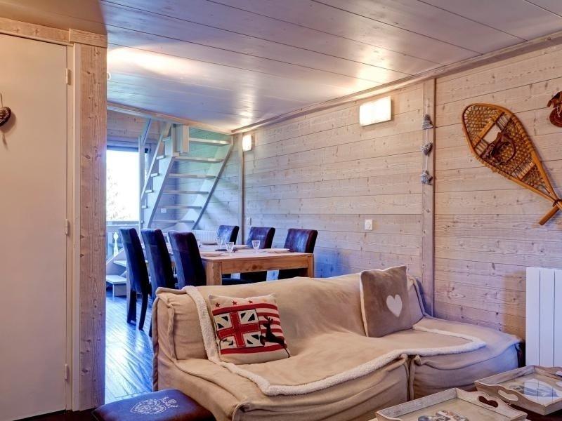 Appartement situé à 50m de la piste de ski et labellisé 'Montagne de Charme'., holiday rental in Saint-Bon-Tarentaise