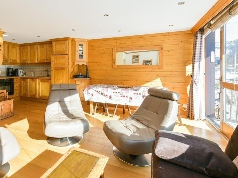 Appartement lumineux en étage élevé dans une résidence au calme., holiday rental in Saint-Bon-Tarentaise
