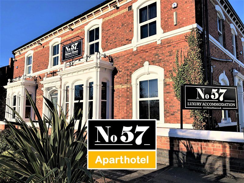 No57 ApartHotel, holiday rental in Audlem