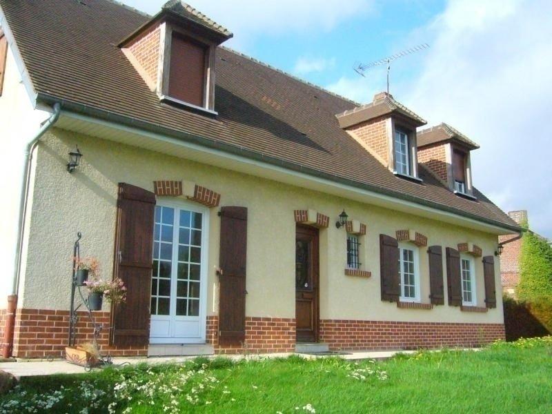 La maison de famille, location de vacances à Berneuil-en-Bray