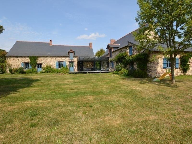La Haute Rivière, holiday rental in Martigne-Ferchaud