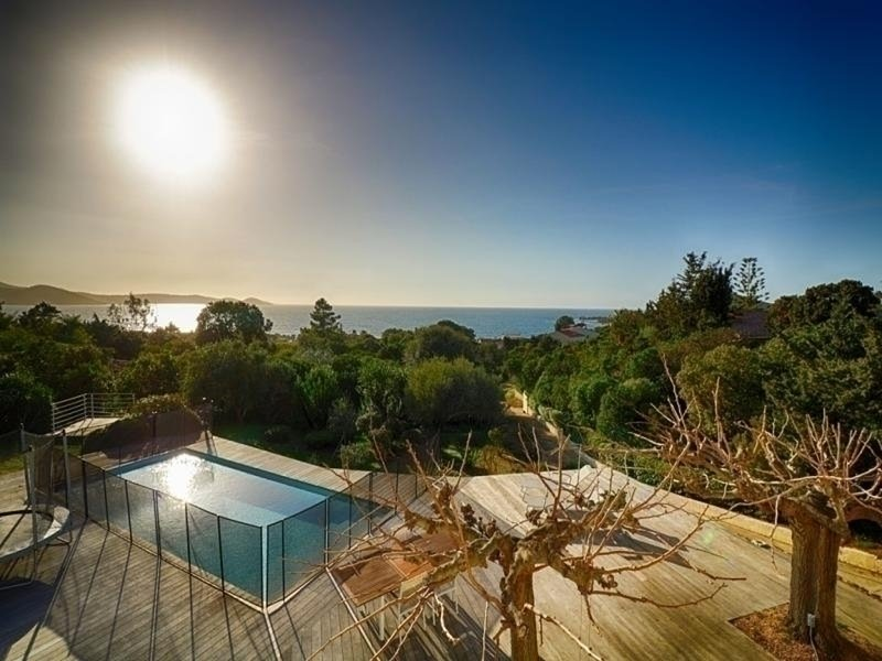 PORTICCIO - Villa avec piscine Isolella, holiday rental in Pietrosella