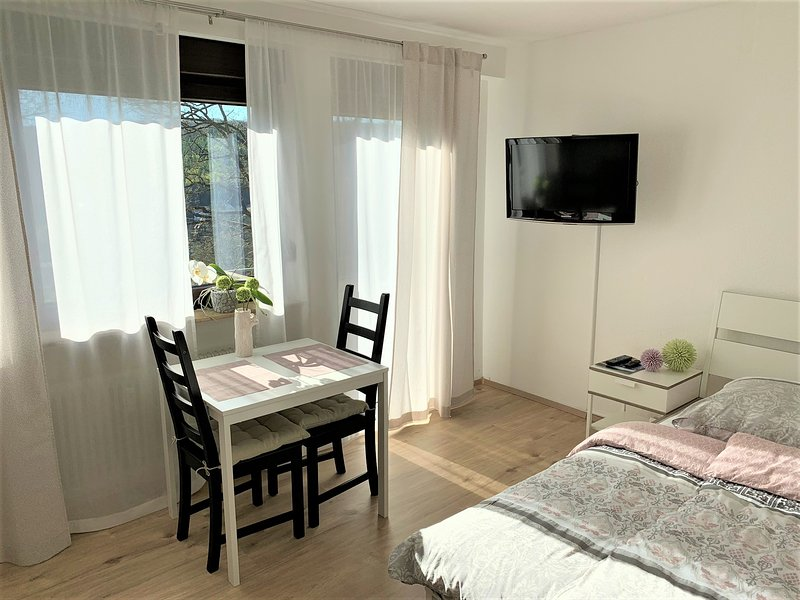 Top ✔ 1-Zimmer-Appartement ✔ Küche ✔ Parken ✔ WLAN, holiday rental in Oberleichtersbach