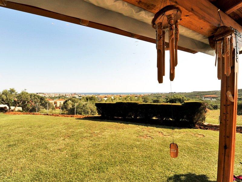 Laz Villa Panorama - Nea Moudania Halkidiki, casa vacanza a Nea Moudania