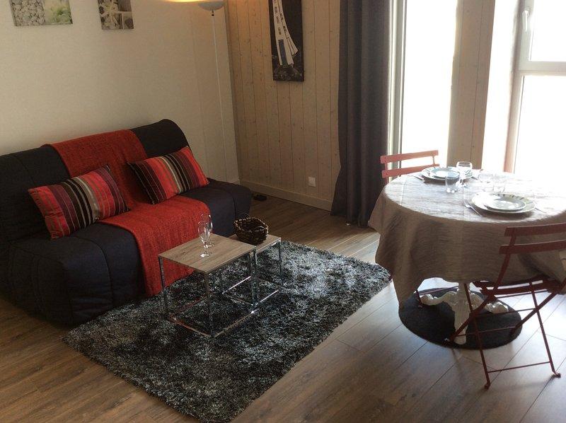 Studio centre historique ,vieux port,parking,gare 500m,wifi, casa vacanza a Charente-Maritime